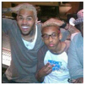 Chris Brown and Prodigy