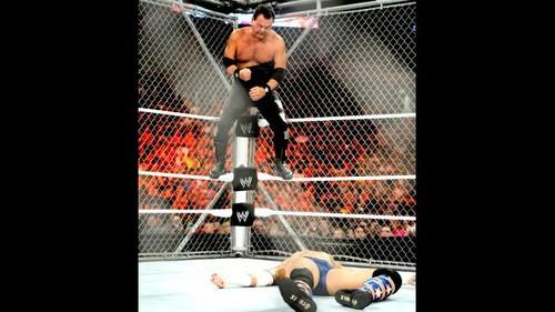 Punk vs Lawler