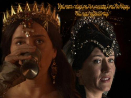 Queen Katherine