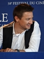 Rachel Weisz and Jeremy Renner at Deauville, France - jeremy-renner photo