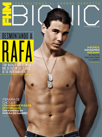 Rafael Nadal-FHM Espana