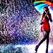 Rainbow in the Rain - creativity icon