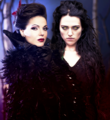 Regina/Morgana Sisters??!