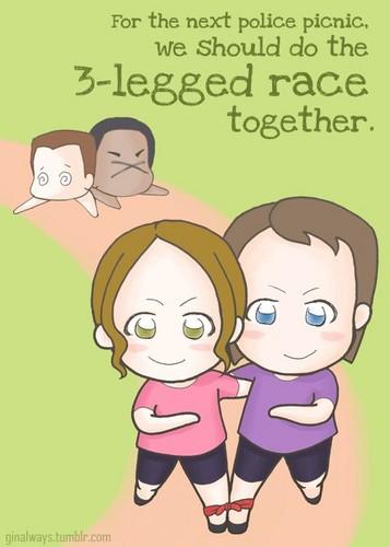Rick & Kate Fun Cartoons