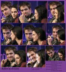 Robert&Kristen collage - robert-pattinson-and-kristen-stewart Photo