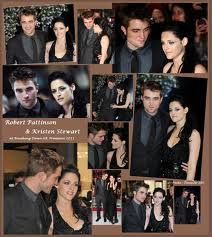 Robert Pattinson Collage on Robert Kristen Collage   Robert Pattinson   Kristen Stewart Photo