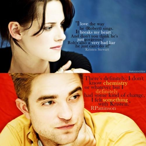 Robert&Kristen
