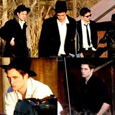 Robert collage - robert-pattinson Photo