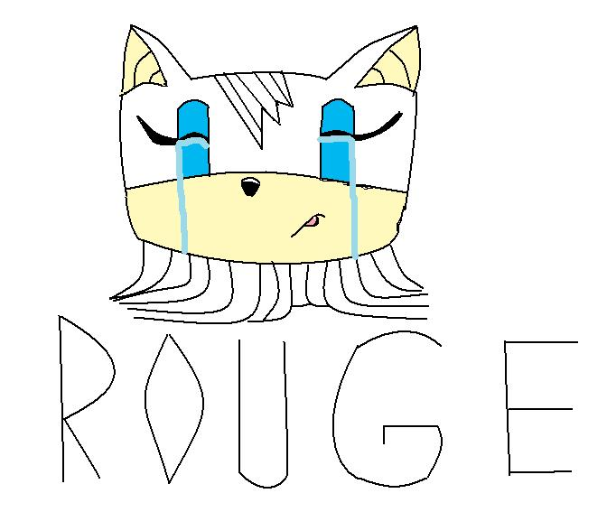 Rouge Crying