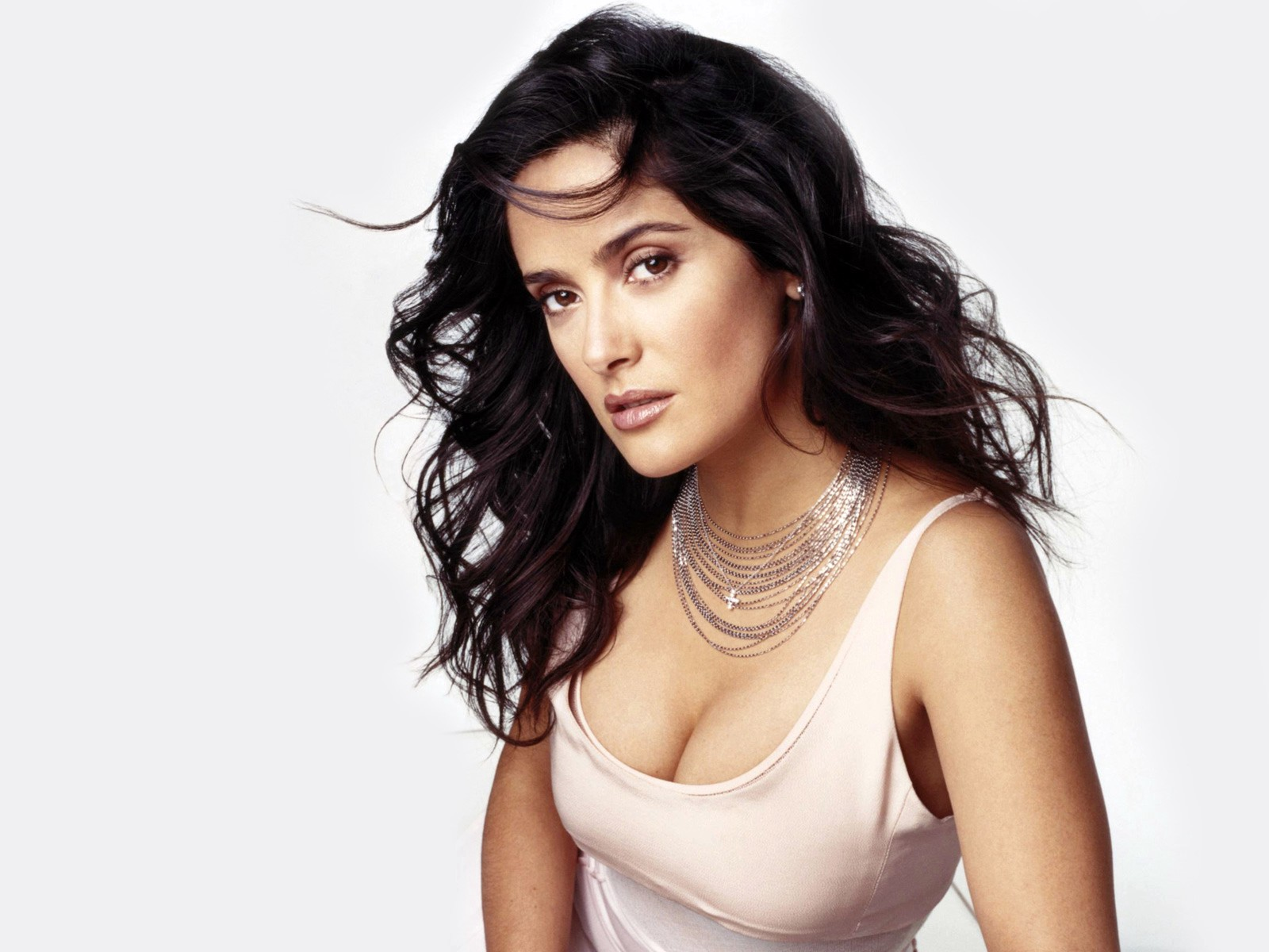 Salma  Salma Hayek Wallpaper (32060845)  Fanpop fanclubs