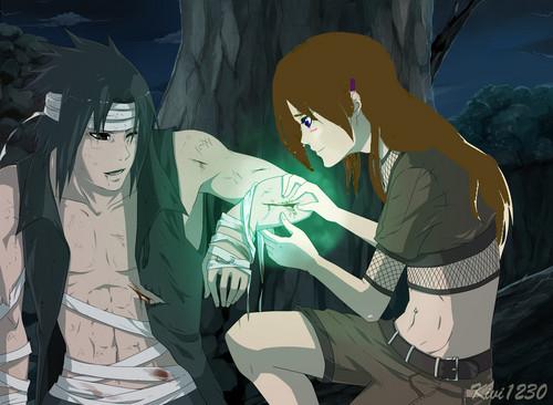 Sasuke x Jinny(me)