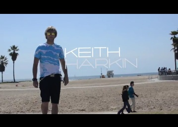 Screenshots from Keith's new Promo Video