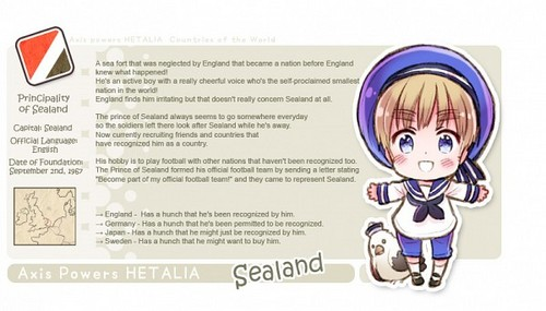 Sealand character card