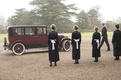 Downton Abbey 바탕화면 entitled Season 3