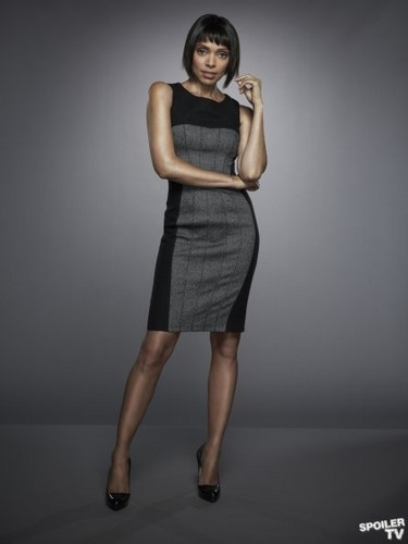 Bones wallpaper possibly containing bare legs, hosiery, and a well dressed person titled Season 8 - Cast - Promotional Photo