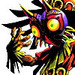 Skull Kid Icon - the-legend-of-zelda icon