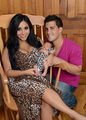 Snooki,Jionni and Baby Lorenzo - jersey-shore photo