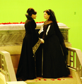 Snow White & her evil stepmother - snow-white-mary-margaret-blanchard photo