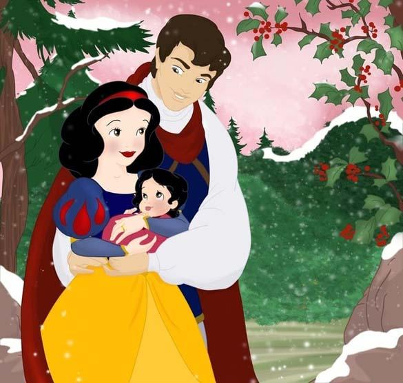 Snow White And The Seven Dwarfs Images Snow Whites Family Wallpaper And Background Photos