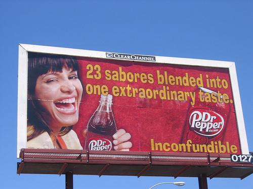 Spanglish Ad