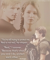 Star Crossed Lovers  - katniss-everdeen fan art