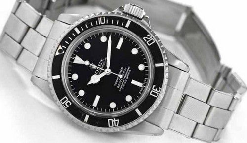 Steve's watch