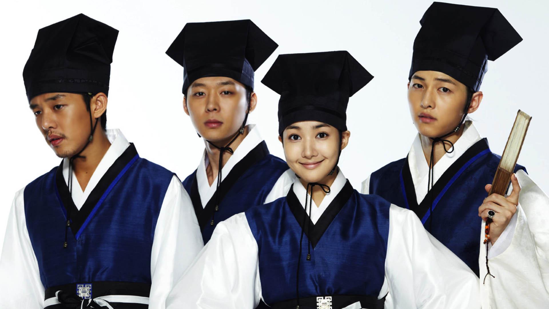 Korean Drama Comedy