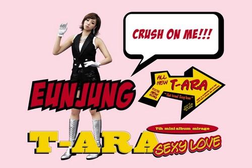 T-ARA SEXY LOVE!
