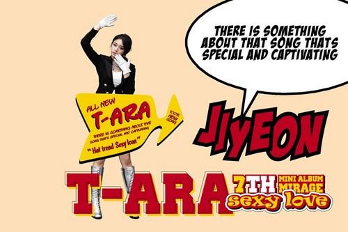 T-ara sexy love - t-ara-tiara Photo