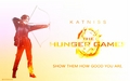 THG Katniss wallpaper - the-hunger-games wallpaper