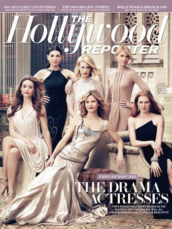 THR's Emmy Roundtable: Drama Actresses