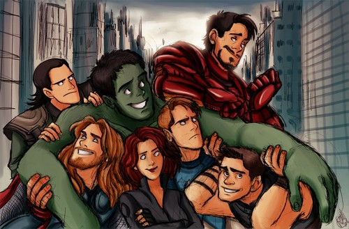 The Avengers Fan Art