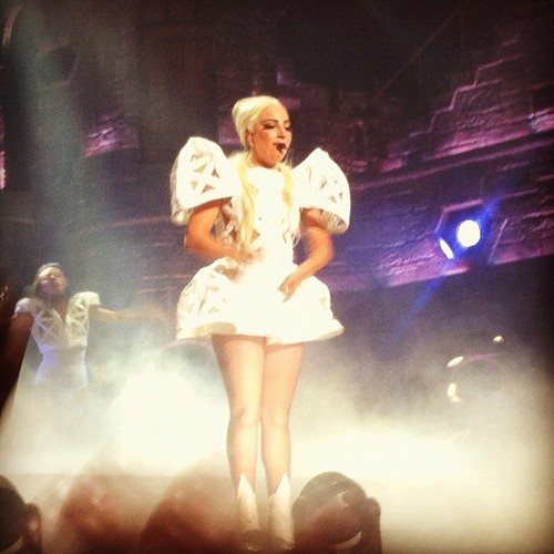 The Born This Way Ball Tour in Copenhagen