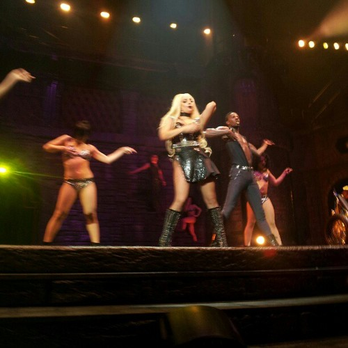 The Born This Way Ball Tour in Stockholm