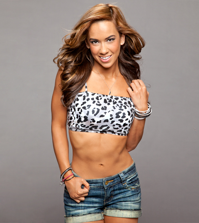 AJ Lee The Evolution Of A.J.