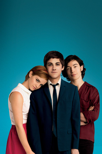 The Perks of Being a Wallflower - Promo Photoshoot [HQ]