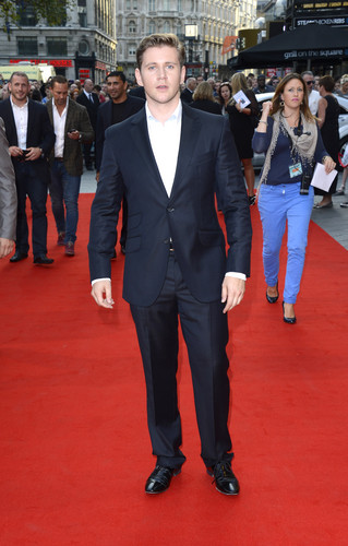 The Sweeney UK Premiere