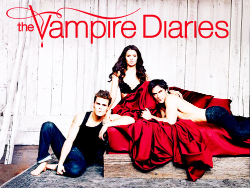 The Vampire Diaries Stefan Elena Damon