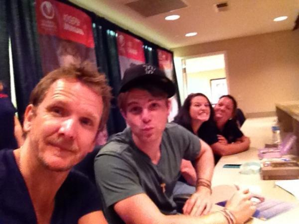 The Vampire Diaries at DragonCon - the-vampire-diaries-tv-show Photo