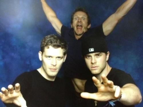 The Vampire Diaries at DragonCon