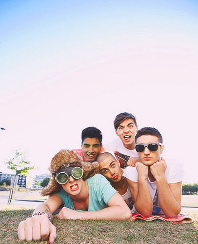The Wanted ---> Glad आप Came