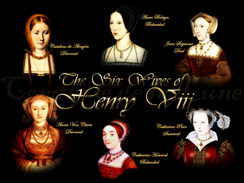 Tudor history the six wives of henry viii
