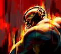 Tom Hardy As Bane - tom-hardy fan art