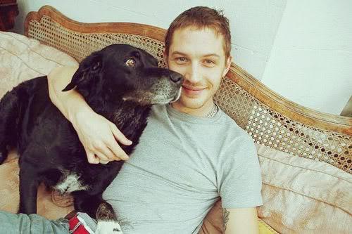 Tom Hardy Doggy Amore