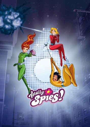 Totally spies eason 6 poster official