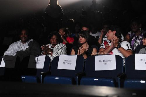 Trent Jackson, Katherine Jackson, Paris Jackson and Prince Jackson in Gary, Indiana ♥♥