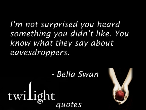 Twilight 名言・格言 261-280