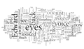 Twilight word cloud - critical-analysis-of-twilight photo