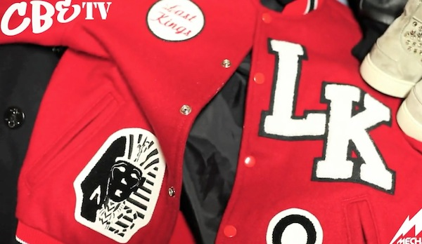 Tyga Images Tygas Clothing Line LAst Kings Varsity Sweater Wallpaper And Background Photos