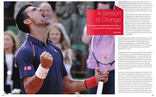 US Open Magazine